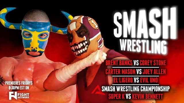 Smash Wrestling Episode 108