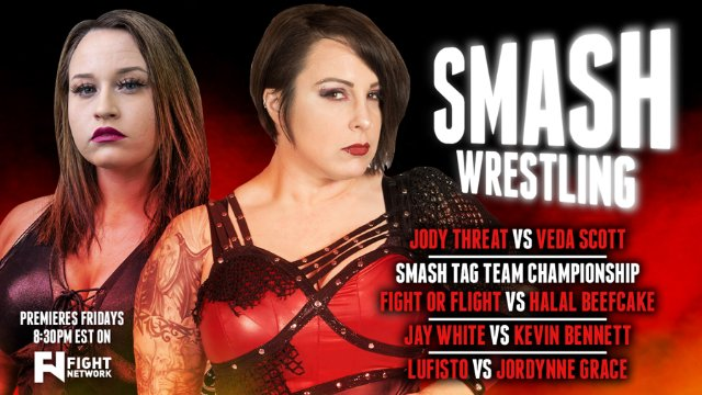 Smash Wrestling Episode 109