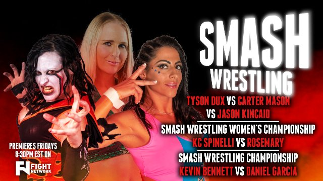 Smash Wrestling Episode 111