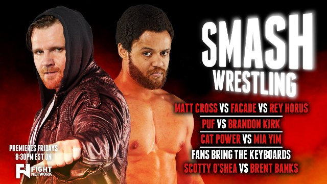 smash Wrestling - Episode 115