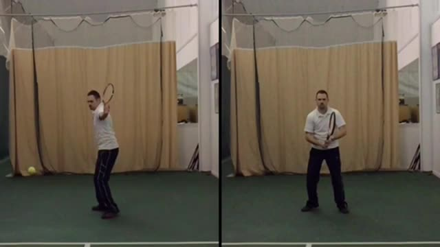Are You Turning Correctly On Your Forehand Groundstroke?