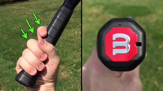 Grip Basics #1: How To Find A Grip/Understanding Grip Bevels