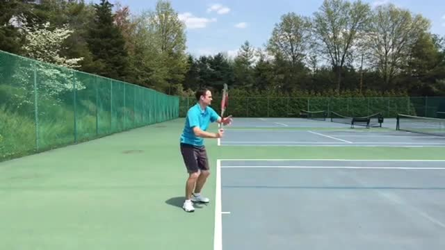 Can You Spot The Mistake On My Forehand Groundstroke?