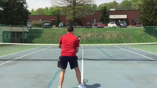 Live Hitting Volleys