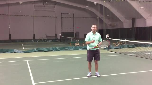 How To Stop Slicing Your Volleys