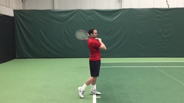 How To Shadow Swing A Perfect Forehand Ground Stroke