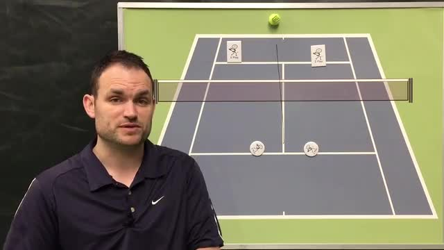 When to Start a Doubles Point Playing Both Back