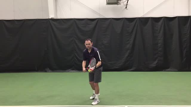 "Use This ""Pitching"" Move For A Faster Serve"