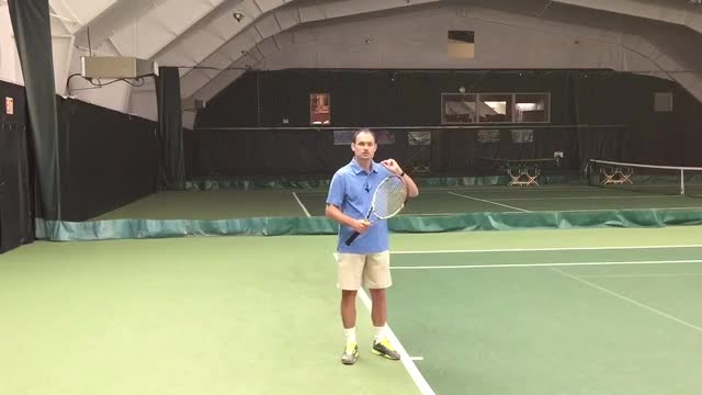 How to Hit a Perfect Defensive Lob