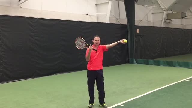 Improve Toss Consistency