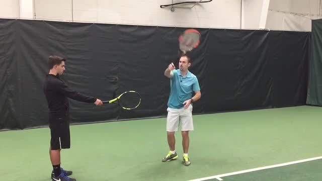 How to Create a Small Forehand Loop