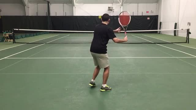 More Forehand Power