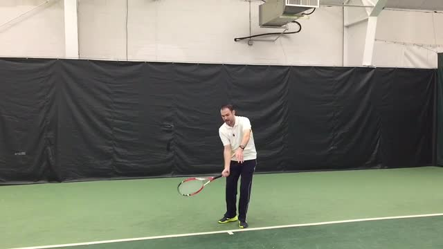 Technical Fix For More Forehand Control