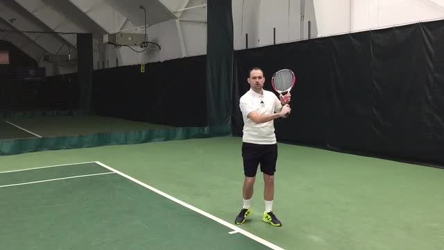 How to Reduce Tennis Elbow from One Handed Backhands