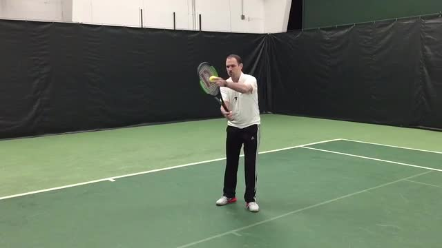What Proper Grip Pressure Allows You To Do During Contact