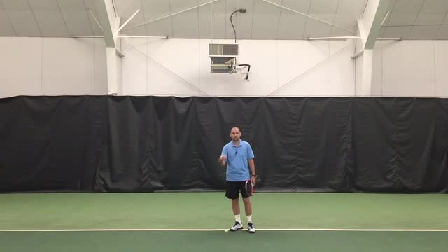 When To Run Around Your Backhand And Hit A Forehand