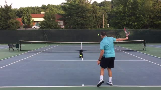 """Lift The Hood"" On Your One-Handed Backhand"
