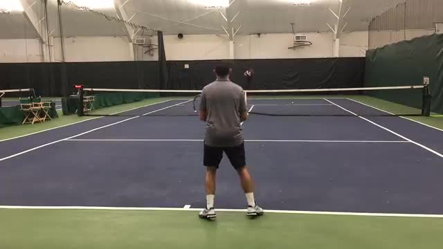 Three Keys To A Proper Match Warm Up