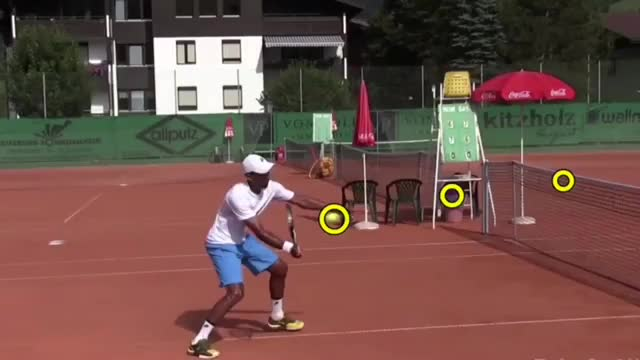 5 Things To Learn From Raven Klaasen's Forehand Volley