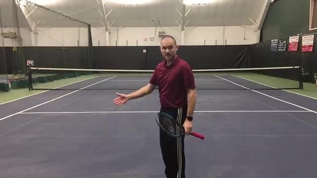 Three Easy Ways To Improve Your One Handed Backhand