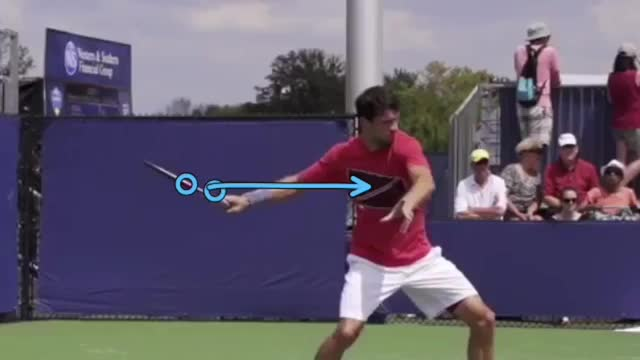 A Simple Way To Improve Your Forehand