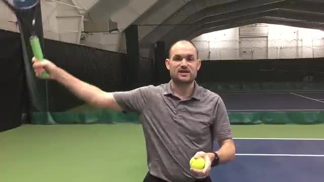 Three Drill Progression To Improve Your Service Technique