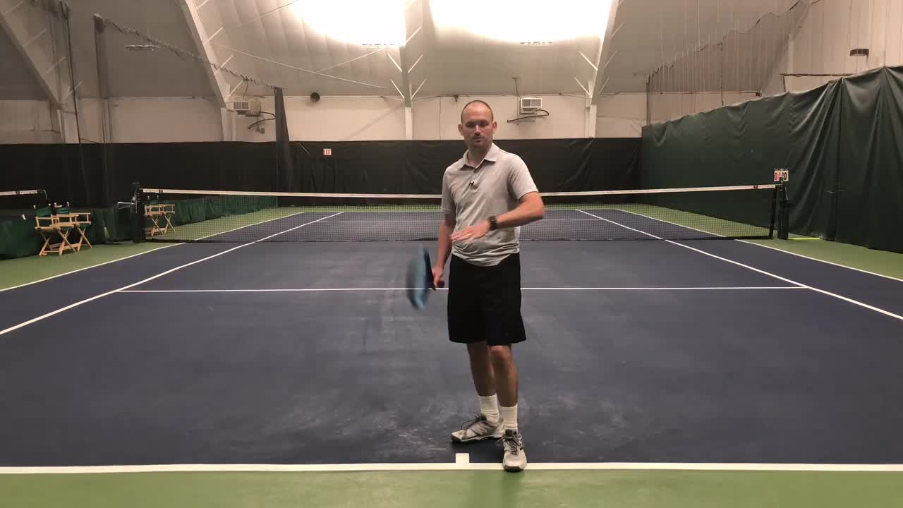 The Perfect Backswing For Your Two Handed Backhand