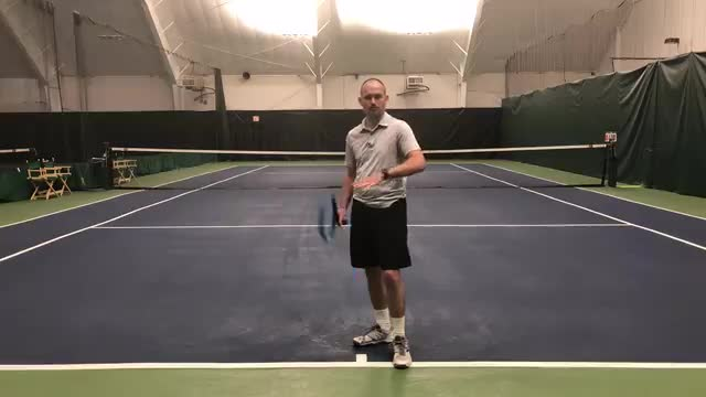 The Perfect Backswing For Your Two-Handed Backhand