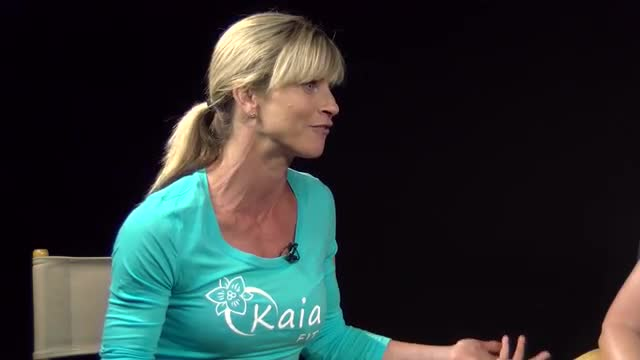 Attitude Towards Aging - Kaia Talk