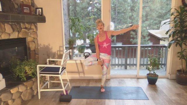 Barre   Yoga Combo Class w/ Coach Nikki | 60 min