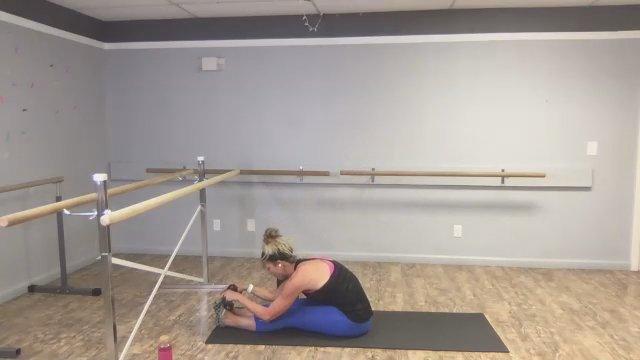 Barre & Yoga w/ Coach Nikki