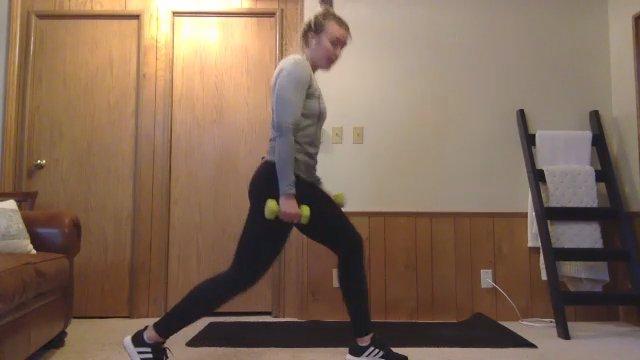 Cross-Training w/ Coach Michelle | 45 min