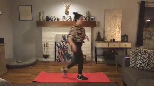 Cross-Training w/ Emily | 45 min