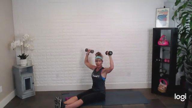 Cross-Training w/ Coach Nikki | 45 min
