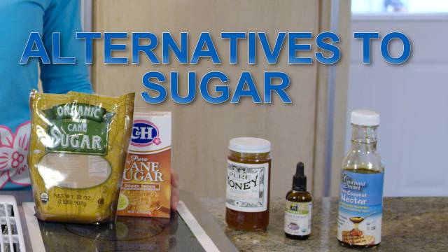 Alternatives to Sugar - Kaia Kitchen