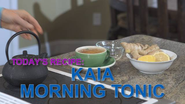 Kaia Morning Tonic - Kaia Kitchen