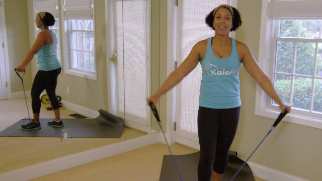 Workout Blast with Darnette #1