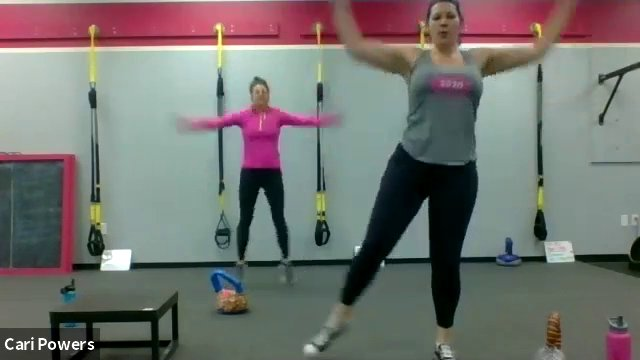 Total Body Strength   Cardio Bursts | 45 min