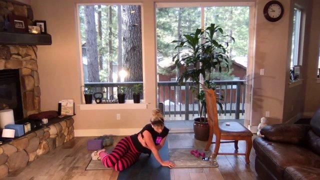 Barre   Yoga w/ Coach Nikki   60 min
