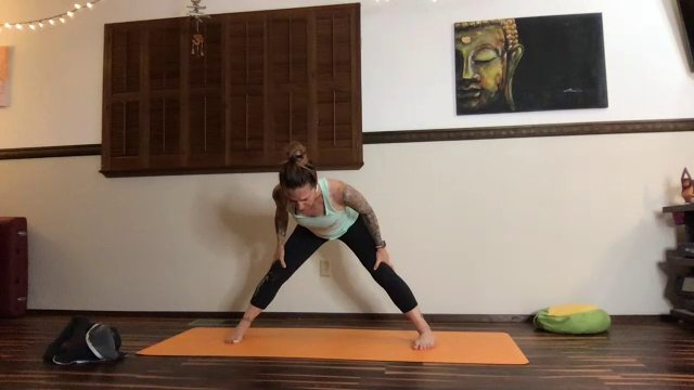 Yoga w/ Coach Julia | 60 min