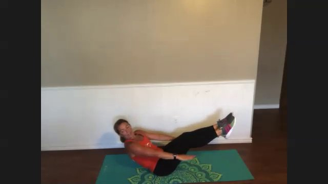 Cross-Training w/ Coach Kerry   45 min