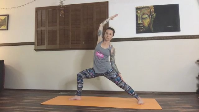 Yoga w/ Coach Julia | 60 min