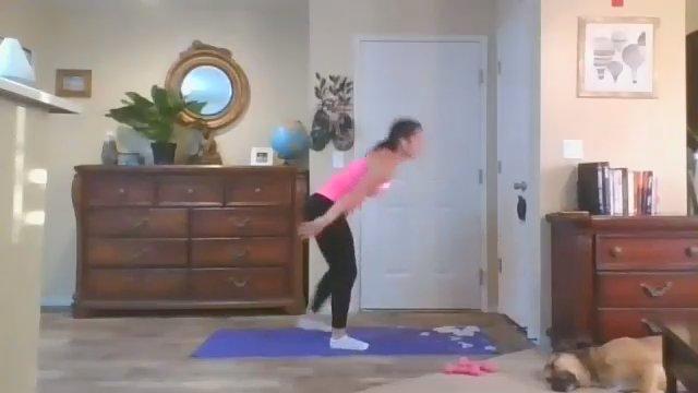 Cross-Training w/ Coach Emily