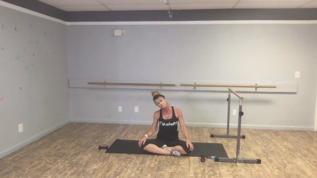 Barre & Yoga w/ Coach Nikki