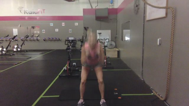 Cross-Training w/ Coach Holly | 45 min