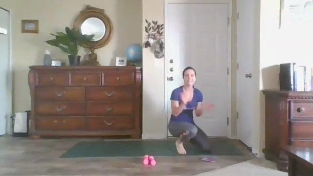 Cross-Training w/ Coach Emily | 45 min