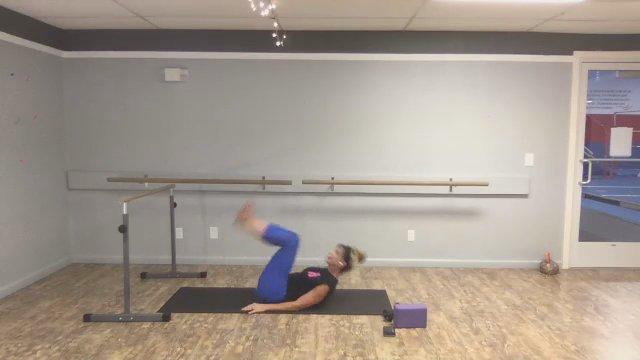 Barre   Yoga w/ Coach Nikki | 60 min