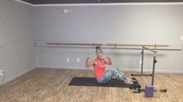 Barre   Yoga Combo w/ Coach Nikki | 60 min