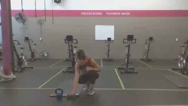 Cross-Training w/ Coach Yifat | 45 min