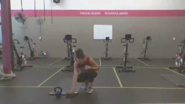 Cross-Training w/ Coach Yifat | 45 min